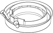 Vented Reinforcement Collar (U.S. Patent #5,734,734)